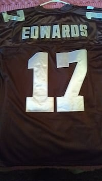 Browns Jersey. Edwards Galion, 44833
