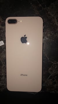 iPhone 8 Plus gold edition first come new  Raleigh, 27615
