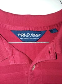 Red collar Polo shirt Valdosta, 31605