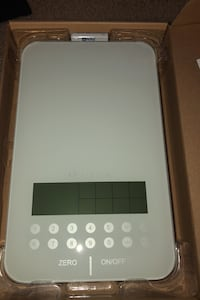 Food/Nutrition Scale