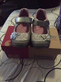 Silver Girl Shoes , 11368
