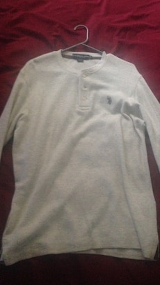 Polo long sleeve brand new
