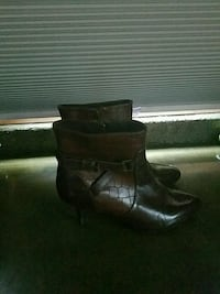 Chaps Brown ankle boots Haverhill, 01832