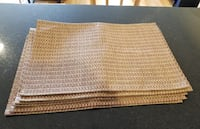 Placemats, woven