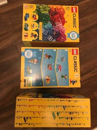 LEGO 900 pcs - NEW - price firm