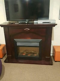 Electric Fireplace Mississauga, L5J 4S4