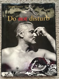 Do Not Disturb by Gianni Versace, Richard Avedon Phoenix, 85008