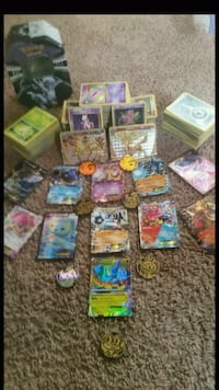 assorted Pokemon trading card collection screensho Cleveland, 44120