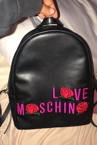 LOVE MOSCHINO BOOKBAG New York, 10308