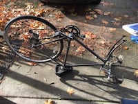 Needs front wheel and back tube