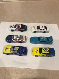 NASCAR toy cars Chantilly, 20152