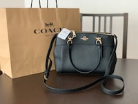 Authentic Coach bag. New Burnaby, V5H 3W8