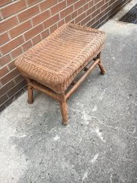 Wicker Side Table  Mississauga, L5H 2T1
