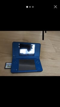 Blue nintendo ds with game  Northwood, HA6