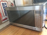 panasonic microwave stainless steels  Vaughan, L4H 2S4