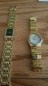 Used gold watches Dumfries