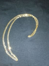 gold-colored chain necklace Oklahoma City, 73107