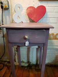Accent/Entry Way table with drawer Ranlo