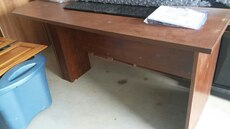 Sturdy table - sold pending pick up