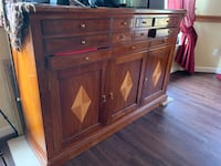 brown wooden cabinet with drawer Accokeek, 20607