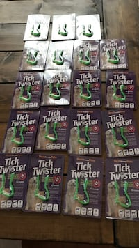 Tick twister for 19 two packs retail for 10 for one great deal! New! Nashville, 37214