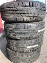 Set (4) Used Tires 215-60-16 Free Mount & Balance  Nashville, 37211