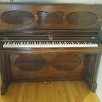 Antique steinway upright piano Toronto, M3L 0C4