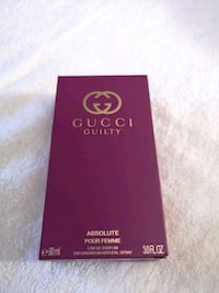 ***BRAND NEW*** Gucci Guilty Absolute Pour Femme Toronto, M1T 2M4