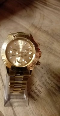 Gold Rollie $100 Baton Rouge, 70810