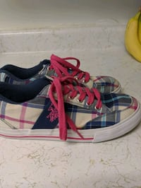 US Polo sneakers SZ 7 1/2 Newport News, 23606