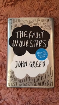 The Fault in our Stars by John Green book Boca Raton, 33498
