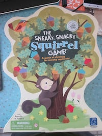 The Sneaky, Snacky Squirrel Game® by Educational Insights® Winnipeg