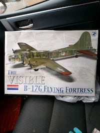 THE VISIBLE B- 17G FLYING FORTRESS Alexandria, 22309