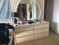 6 drawer Dresser with Mirror Falls Church, 22044