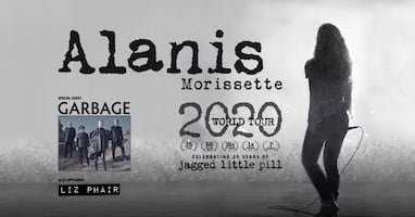 4 Tickets to Alanis Morissette