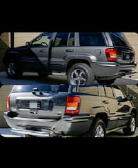 Jeep Grand Cherokee Overland_2004 Fort Worth