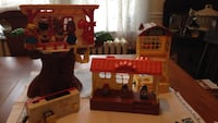 Woody squirrel set, Welcome Home set, Fisher Price Camera.  Ashton, 20860