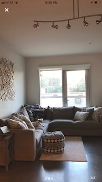 Room and Board Sectional Sofa Norwalk, 90650
