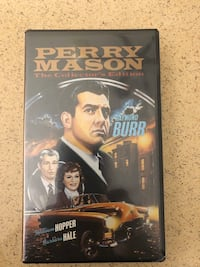 Perry Mason Columbia House TV classics on VHS  Falls Church, 22041