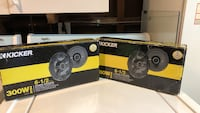 Two boxes of kicker coaxial speakers Rodeo, 94572