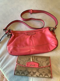 Coach purse and wallet Shelby Township, 48315