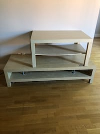 LACK coffee table and tv bench Toronto, M4B 1K7