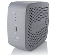 BELKIN RG BATTERY BACKUP REVISION B 12V DC UPS BU3DC001-12V (BRAND NEW) Los Angeles, 90041