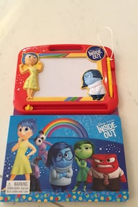 Disney Inside Out Book with draw erase board Vaughan, L4L 8V5