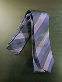 Men Purple Tie Silk Business Suit Vancouver, V5P 3Y7