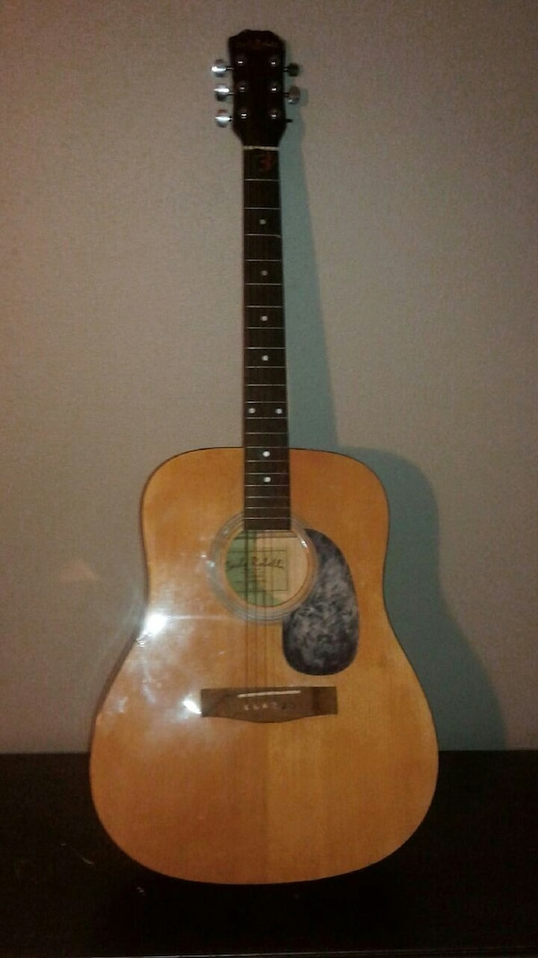 Used Carlo Robelli New York Elished 1932 Guitar For In Bell Gardens Letgo