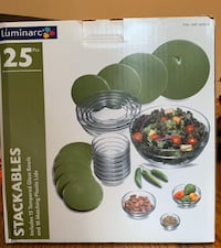 Luminarc Tempered Stackable Bowls Mount Airy, 21771