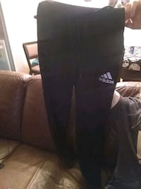 black and white adidas track pants Delta, V4C 2A6
