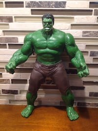 "2012 Hasbro Marvel Hulk Smash Action Figure 10"" Bolton, L7E 1X7"