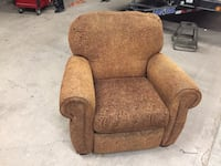 Nice seating chair. Also reclines as a recliner